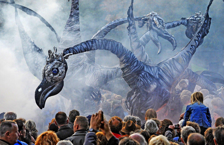 Photo of Saurus / Invasion