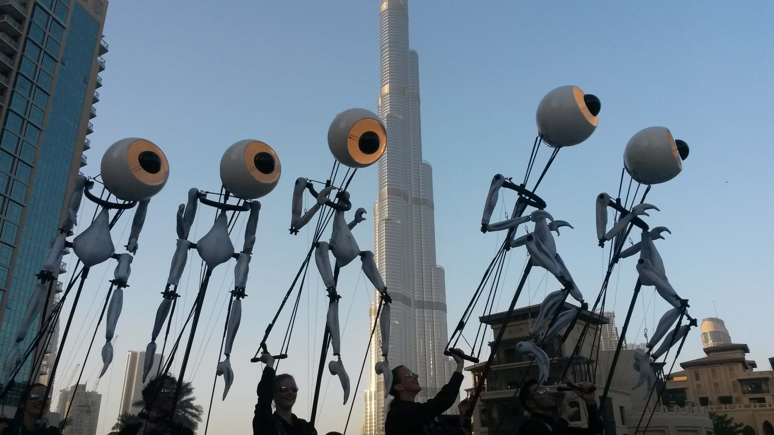 I-Puppets Dubai