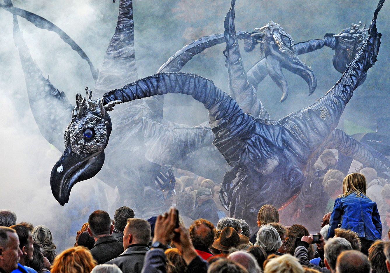 Photo of Saurus / Invasion